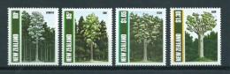 1989 New Zealand Complete Set Trees,bomen MNH,Postfris,Neuf Sans Charniere - Ongebruikt