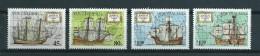 1992 New Zealand Complete Set Columbus MNH,Postfris,Neuf Sans Charniere - Ongebruikt