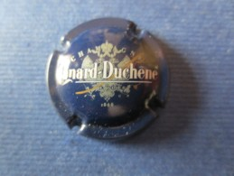 CANARD DUCHENE Bleu Petit Sabre Petit 1868 - Canard Duchêne