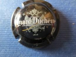 CANARD DUCHENE Noir Petit Sabre Petit 1868 - Canard Duchêne