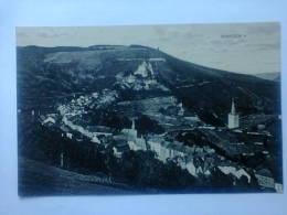 Carte Postale - Vianden - Vue Sur La Ville - Vianden