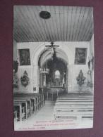 CPA 88 LAMARCHE AUREIL-MAISON Intérieur De La Chapelle Eglises Vosges - Lamarche