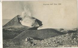 Eruzione Dell' Etna 1892  Volcano  Edit Trenkler Leipzig - Other Cities