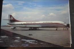 CARAVELLE  3   ROYAL AIR LAO    XW PNH - 1946-....: Moderne