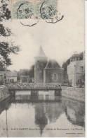 79 - SAINT VARENT - Château De Bournizeaux - Les Douves - France