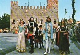 Marostica - Personaggi - Italia