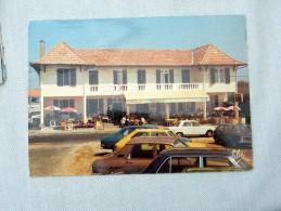 Carte Postale Ancienne : VIEUX BOUCAU : Hotel D' Albret, Avenue De La Plage, Voitures Années 1970 - Andere Gemeenten