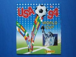 Panini Album Empty - Football Soccer Fussball World Cup 1994 - International Version 444 Stickers - No Results Entered - Non Classificati