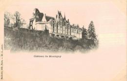 MONTIGNY.Château De Montignty - Montigny Le Bretonneux