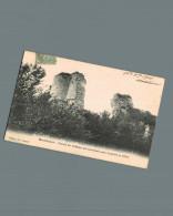 MONTCHAUVET.Ruines Du Château Fort - Autres Communes