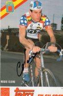 3931 CP Cyclisme  Régis Clère Dédicaée - Cycling