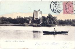 Ireland Postcard Ross Castle From Lake Killarney  TB - Northern Ireland