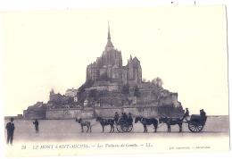 MONT SAINT MICHEL  Voiture De Genets TTB - Le Mont Saint Michel
