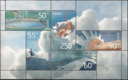 2004 Island  Mi. 1055-9 **MNH Erdwärmenutzung In Island - Ungebraucht