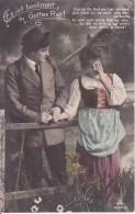 AK Liebespaar - Es Ist Bestimmt In Gottes Rat! -  1916 (23348) - Paare