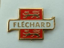 PIN´S BEURRE FLECHARD - Alimentation