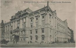 AK Budapest Königliche Landes Musikakademie Orszagos Kiralyi Zeneakademia Österreich Ungarn Magyarorszag Hongrie Paris - Ungarn