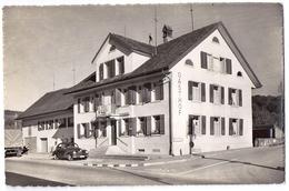 GEBENSTORF: Gasthof Z. Roten Haus, Oldtimer ~1945 - AG Argovie
