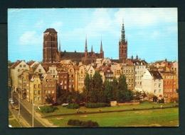 POLAND  -  Gdansk  Ratusz  Used Postcard - Poland
