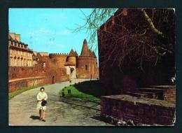 POLAND  -  Warsaw  Stare Miasto  Used Postcard - Poland