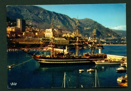 MONACO  -  Monte Carlo  Used Postcard - Monte-Carlo