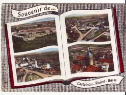 Cpsm Castelnau Riviere Basse
