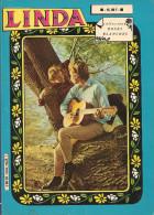 Album Relié Linda - Reliure N° 7073 - Avec Les Fascicules 65  66 Et 68 - Editions Arédit - Année 1982 - TBE - Arédit & Artima