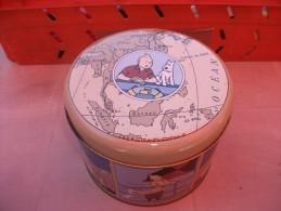 Boite Tintin - Objets Publicitaires