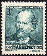 France Musique - N°  545 * Jules Massenet - Compositeur Et Musicien - Musique