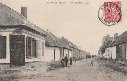 80 - ARVILLERS - Rue Des Demoiselles - France