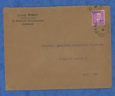 Enveloppe Ancienne - PARIS 11e - Maison Louis Ribot , Constructeur - 96 Boulevard Richard Lenoir - 1903-60 Sower - Ligned