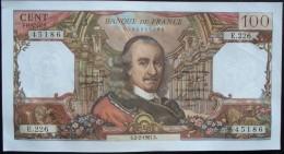 France - 100 Francs Corneille 2 2 1967 E 226 Splendides Lot Suite 2 Billets - 1962-1997 ''Francs''