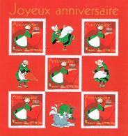 """France 2005 - BF 83 """"Anniversaire - 100e De Bécassine De J. P. Pinchon"""" - Blocs & Feuillets"""