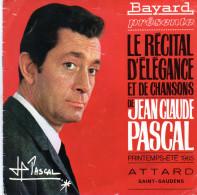 Disque Vinyle Souple Offert Par BAYARD, Pochette Papier, Présentation Des Vêtement Par JC Pascal  (rose3) - Special Formats