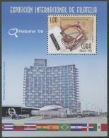 Kuba 2006 Int. Briefmarken-Ausstellung HABANA '06 Block 209 Postfrisch (C12267) - Nuevos