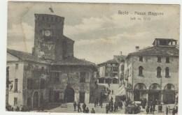 A  56 -  ASOLO (TREVISO)    -   PIAZZA MAGGIORE - Treviso