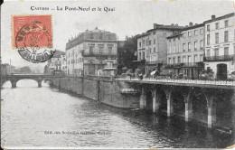 CASTRES LE PONT NEUF ET LE QUAI - Castres