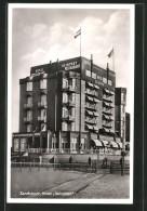 AK Zandvoort, Hotel Seinpost - Zandvoort