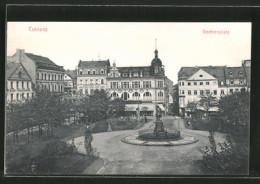 AK Coblenz, Blick Auf Den Goebenplatz - Allemagne