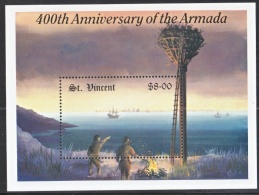 ST.  VINCENT  1106  **  ARMADA - St.Vincent (1979-...)
