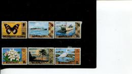 (stamp 543 - 13-06-2016)  Selection Of Used Kiribati Stamps - Kiribati (1979-...)