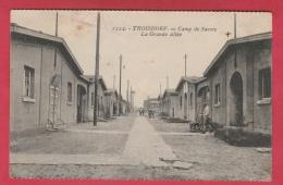 Troisdorf - Camp De Savoie ( Camp Militaire Français ) - La Grande Allée ( Voir Verso ) - Troisdorf