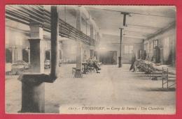 Troisdorf - Camp De Savoie ( Camp Militaire Français ) - Une Chambrée ( Voir Verso ) - Troisdorf