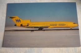 HUGHES AIRWAYS  B 727 200   N723RW - 1946-....: Moderne
