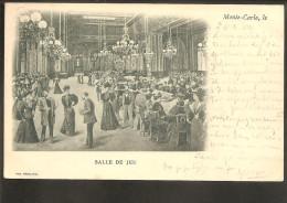 Monte-Carlo. Salle De Jeu. Précurseur - Monte-Carlo