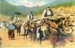 Les Pyrénées - Types De Muletiers D'Andorre - Andorra