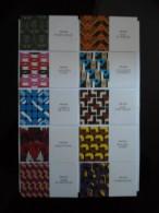PRADA Parfum Billets Lot De 10 Different - Perfume Cards