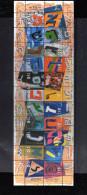 ISRAEL 1515/1536** SUR L ALPHABET HEBREU - Unused Stamps (with Tabs)
