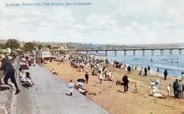 Postcard - Paignton Pier & Beach, Devon. D.44080 - Paignton