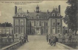 743- Château De La Grange Du Milieu -YERRES -ed. M. Mulard ( Sans Doute Hôpital  à Cette époque ) - Yerres